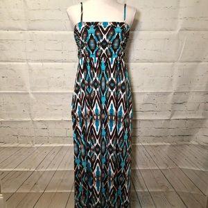 NEW! Chico's Zenergy Maxi Dress